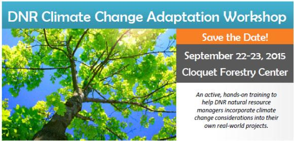 Climate Change Adaptation workshop