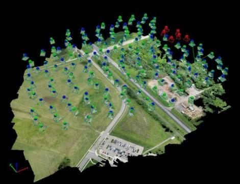 drone mapping image