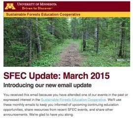 SFEC Update March 2015 screenshot