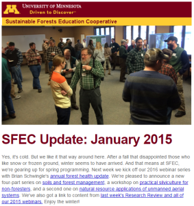 SFEC Update Jan 2016 screenshot