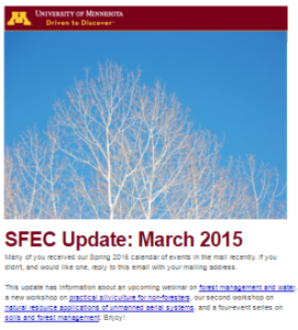 SFEC Update March 2016 screenshot
