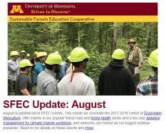 SFEC August Update thumbnail