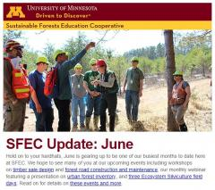 SFEC June 2018 Update thumbnail