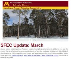 SFEC March 2019 email update thumbnail