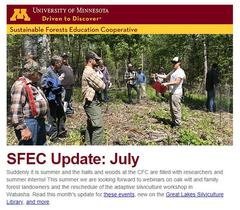 SFEC July email update thumbnail